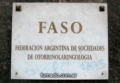 FASO - Fumado
